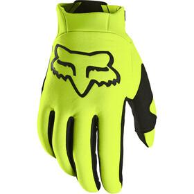 Fox Legion Thermo Gloves Men, żółty